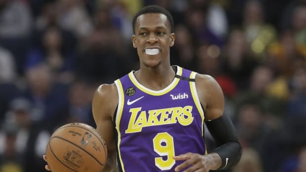 Rajon Rondo Is 35 Years Old And Is Younger Than Five Other Lakers Players