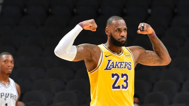 LeBron James Organizing Minicamp For Los Angeles Lakers In Las Vegas Ahead Of Training Camp To Build Chemistry