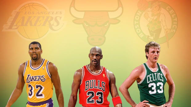"""Shaquille O'Neal, Chris Webber, And Steve Smith Pick Magic Johnson Over Michael Jordan And Larry Bird: """"No Way I'm Going Against Magic"""""""