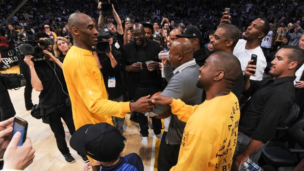 Kanye West Delivers Emotional Tribute To Kobe Bryant On Song '24' From New Album 'Donda'
