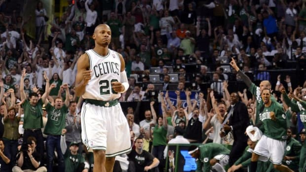Ray Allen Flames Anti-Vaxers In Newest Instagram Post