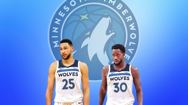 """NBA Fans Troll Pat Beverley After Saying Ben Simmons Would Make Timberwolves Contenders: """"You Would Probably Be A Part Of The Trade Package"""""""