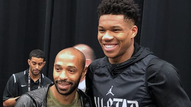 """Giannis Antetokounmpo Received Special Message From Arsenal Legend Thierry Henry After NBA Championship Win: """"They Tried To Bring You Down, But You Didn't Listen To The Noise"""""""