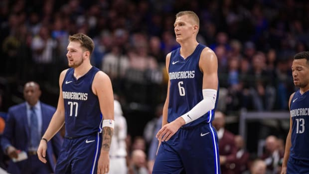 """Jason Kidd On The Key To The Mavericks' Success- """"The Biggest Thing Is The Defensive Side Of The Ball."""""""