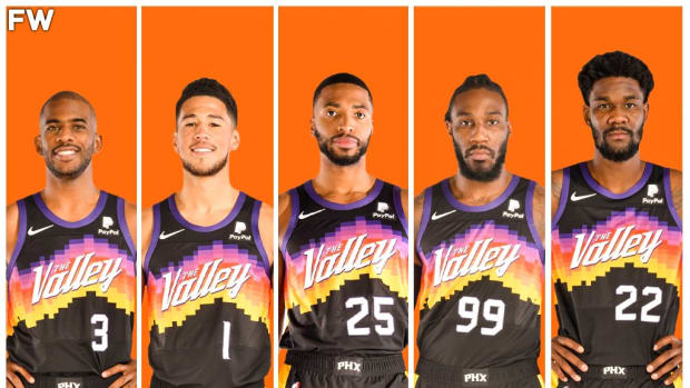 The Phoenix Suns Potential Starting Lineup: Can They Beat A Healthy Western Conference?