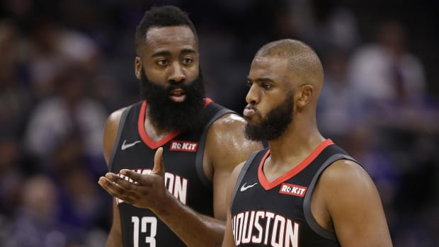 """Chris Paul On His Time In Houston- """"Damn, We Was Good."""""""