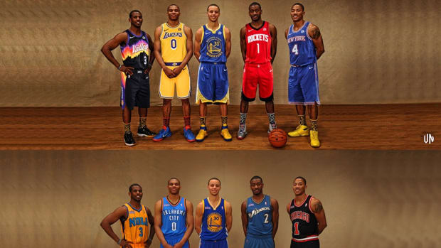 NBA Fans Debate Who Is The Best Point Guard In Their Primes: Stephen Curry, Derrick Rose, Chris Paul, Russell Westbrook, Or John Wall