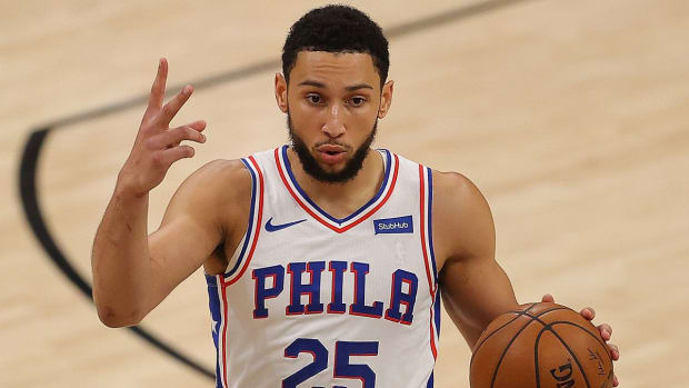 """Charles Barkley Calls Out Ben Simmons For Drama: """"We're Not Going To Trade You To Where You Want To Be Traded"""""""