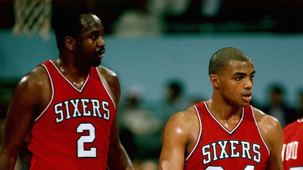 """Charles Barkley Reveals How Moses Malone Helped And Motivated Him: """"You're Fat And You're Lazy, You Weigh 300 Pounds..."""""""