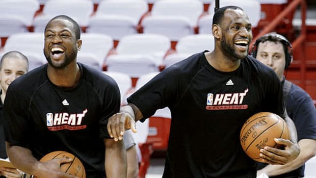 When LeBron James And Dwyane Wade's Mocking Lit A Fire Under Dirk Nowitzki In 2011 NBA Finals