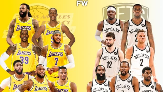The Los Angeles Lakers vs. Brooklyn Nets Full Comparison: The Duel Of Superteams