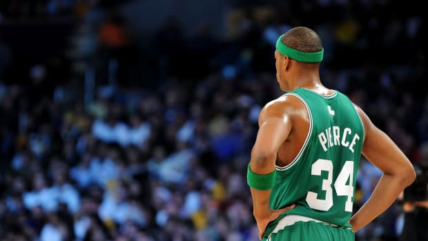 """Paul Pierce Says Doc Rivers Wanted Him To Be More Passive- """"Who Did They Want Me To Pass It To? Jiri Welsch? S—, I'd Rather Take A Bad Shot Than Pass It To Jiri Welsch."""""""