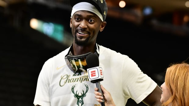 """Bobby Portis Reveals The Perks Of Being A Champion- """"It's Definitely A Crazy, Crazy Feeling."""""""