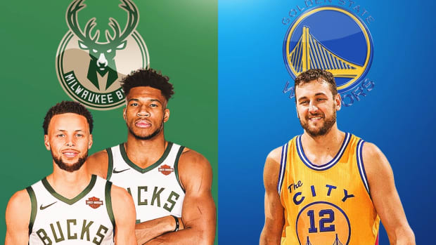 The Milwaukee Bucks Almost Landed Stephen Curry: They Would Have Giannis And Curry Since 2013
