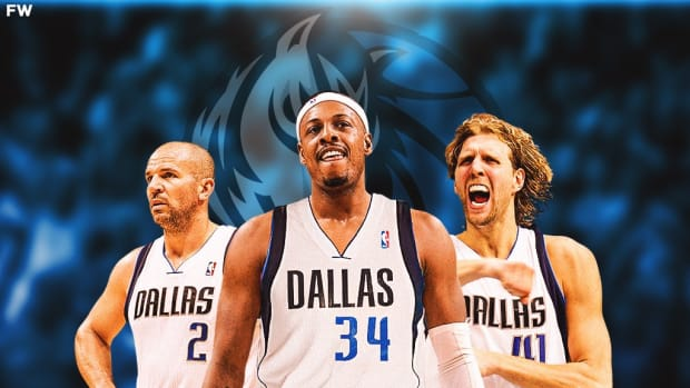 Mark Cuban Reveals A Big Three With Dirk Nowitzki, Jason Kidd, And Paul Pierce Was Close To Happening In 2007