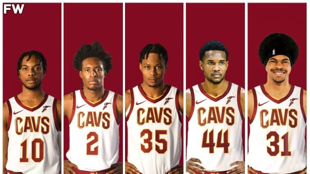 The Cleveland Cavaliers Potential Starting Lineup: A Young Squad With A Promising Future