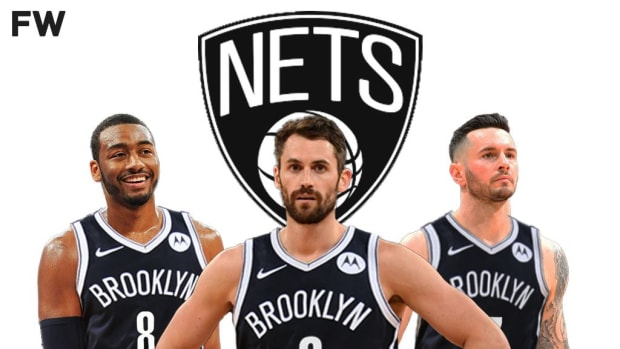 5 NBA Players Who Could Join The Brooklyn Nets This Season