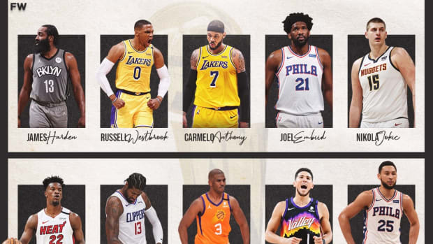 10 NBA Players That Could Realistically Win Their First Ring This Season
