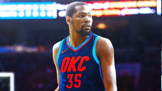"""Kevin Durant Explained Why He Wouldn't To Return To Oklahoma City: """"The Thunder GM, The Organization Were All Fake; Don't Trust Nobody There"""""""