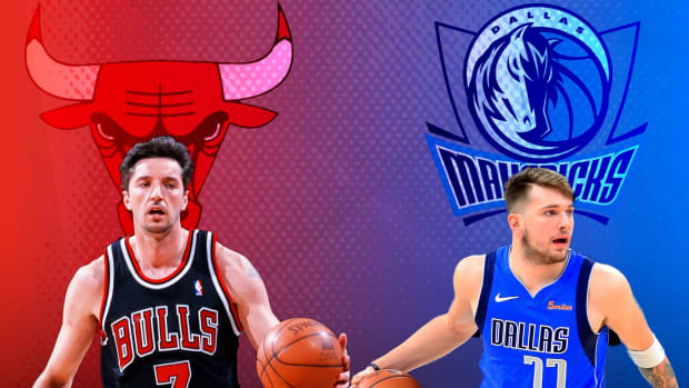 """Toni Kukoc On Comparisons With Luka Doncic: """"When I Played In Europe That Was Exactly The Way I Played."""""""