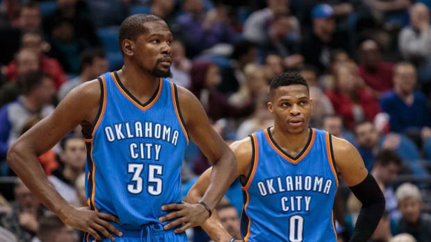 """Richard Jefferson Criticizes OKC For Losing To Golden State Warriors In 2016 WCF: """"You Guys Were The Better Team, The More Rested team, You Had A 3-1 Lead"""""""