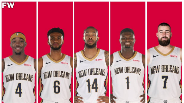 The New Orleans Pelicans Potential Starting Lineup: Are They Ready To Surprise The NBA?