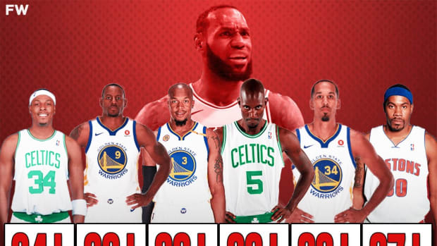 10 Players Who Won The Most Games Against LeBron James: Paul Pierce Was The King's Kryptonite