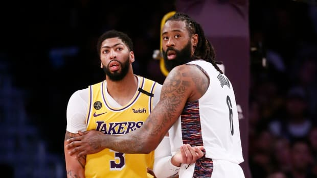 DeAndre Jordan Doesn't Think Going From Brooklyn Nets To LA Lakers Is A Big Deal: 'It's Just Basketball'