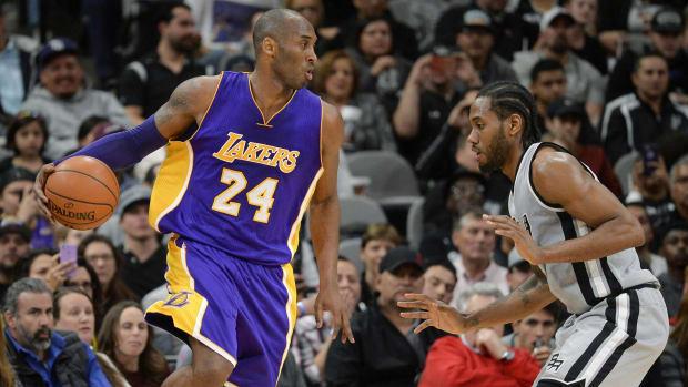 "Kawhi Leonard Revealed How Competitive Kobe Bryant Was With Him: ""I Shot It 47 Times"""