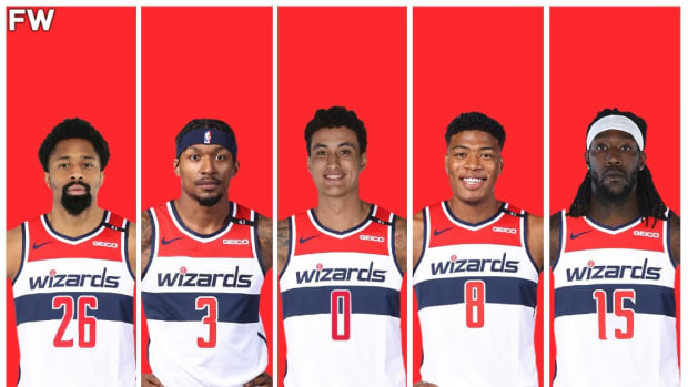 The Washington Wizards Potential Starting Lineup: Will Depth Over Talent Be Successful?