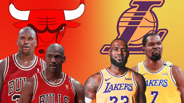"""Shannon Sharpe Thinks Kevin Durant And LeBron James Would Be A Better Duo Than Michael Jordan And Shaquille O'Neal: """"They'll Play Off Each Other, And It Really Doesn't Matter"""""""