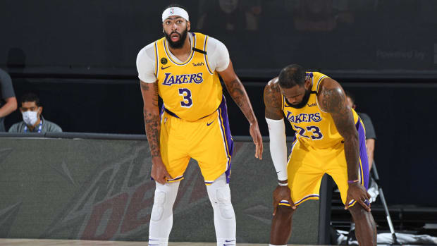 """Richard Jefferson On The Lakers' 2022 Playoff Hopes- """"You Want To Be Able To Ease Into The Postseason, Which They Were Not Able To Do Last Season."""""""
