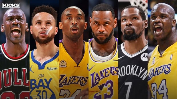 """NBA Fans Pick Which Player Would Be Benched Between Michael Jordan, LeBron James, Kobe Bryant, Shaquille O'Neal, Steph Curry, And Kevin Durant: """"This Is Officially The Hardest Question I've Ever Been Asked"""""""