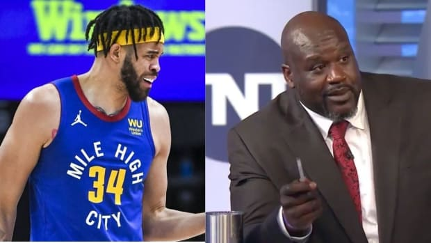 """JaVale McGee Blames Shaquille O'Neal For Almost Ruining His Career: """"You Can Make A Lowlight Of Jordan Right Now. If You've Never Seen His Highlight, You Would Think He Was The Worst Player In The World."""""""