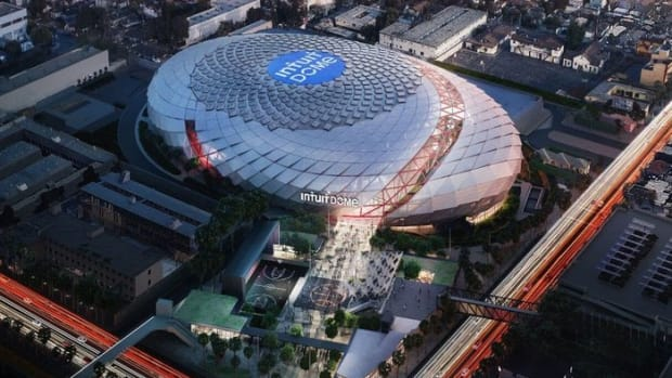 Clippers Reveal The First Images Of Their New Arena