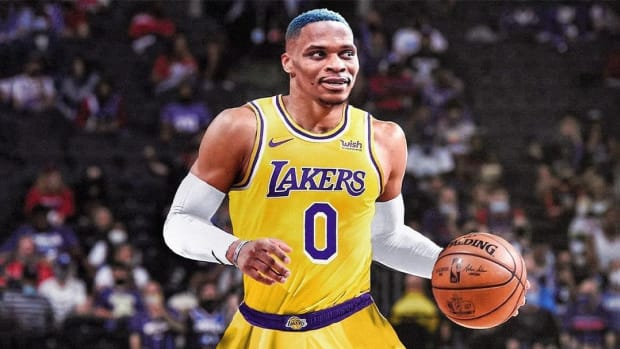 'Sway' Shares What Russell Westbrook Has Been Up To Lately