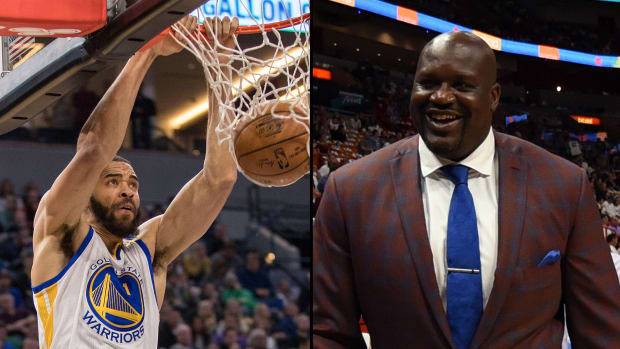 JaVale McGee Names Shaquille O'Neal As One Of The Top 4 NBA Players Of All-Time