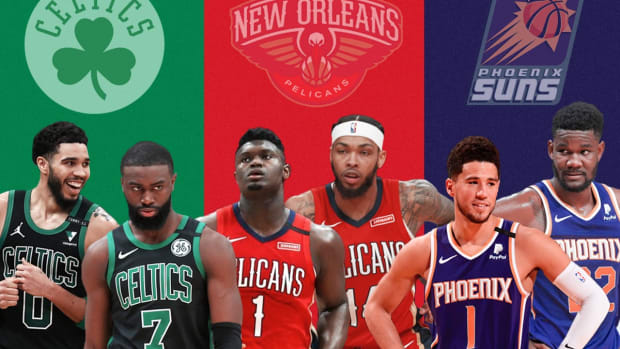 Ranking The 5 Best NBA Duos Under 25