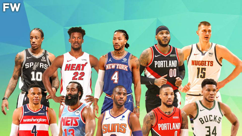 10 Best Active NBA Players Who Deserve A Ring