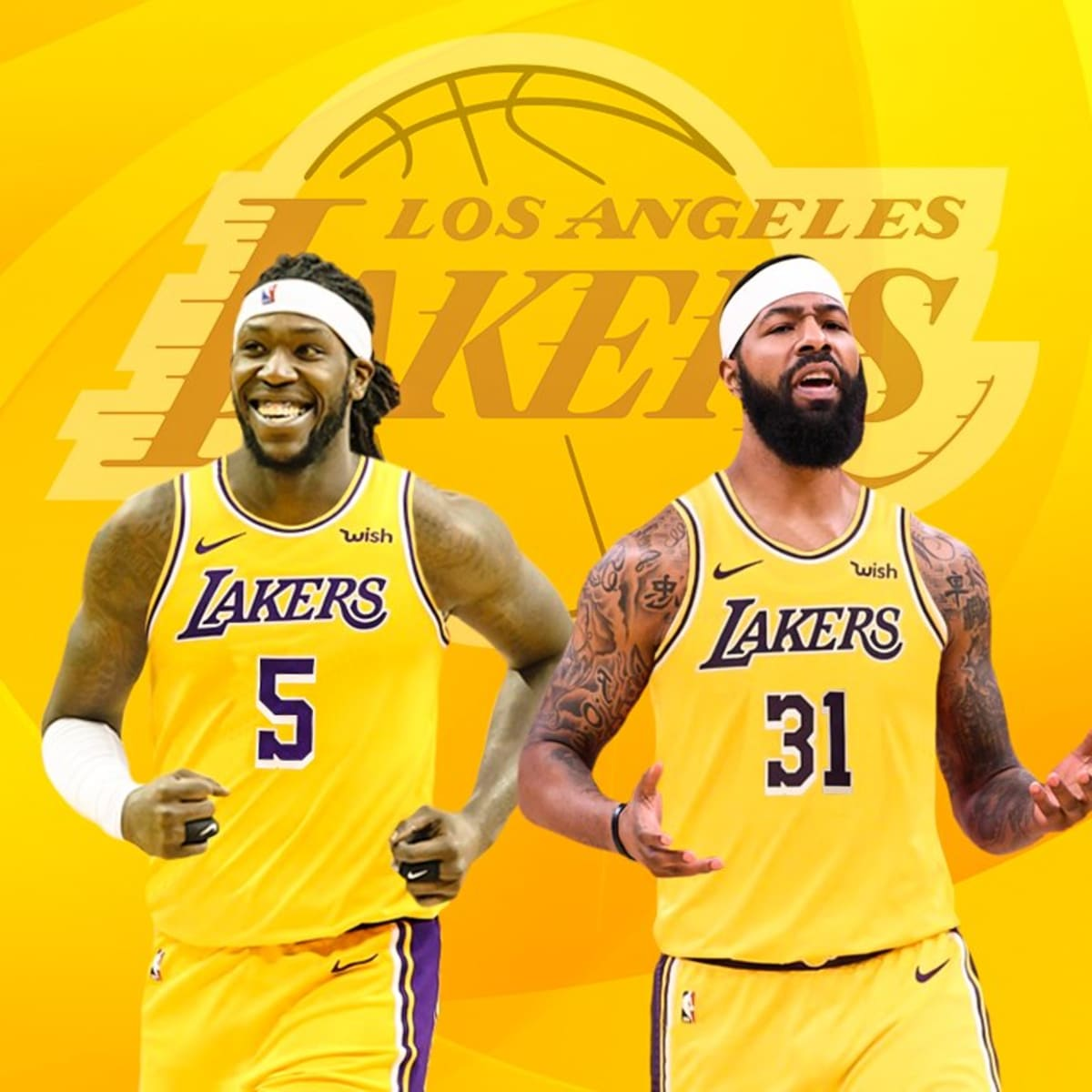 The Perfect Plot Twist For The Los Angeles Lakers: Montrezl ...