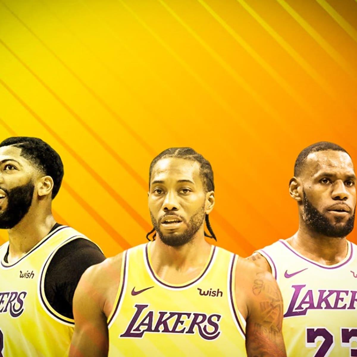 Anthony Davis On Kawhi Leonard Not Joining Lakers: