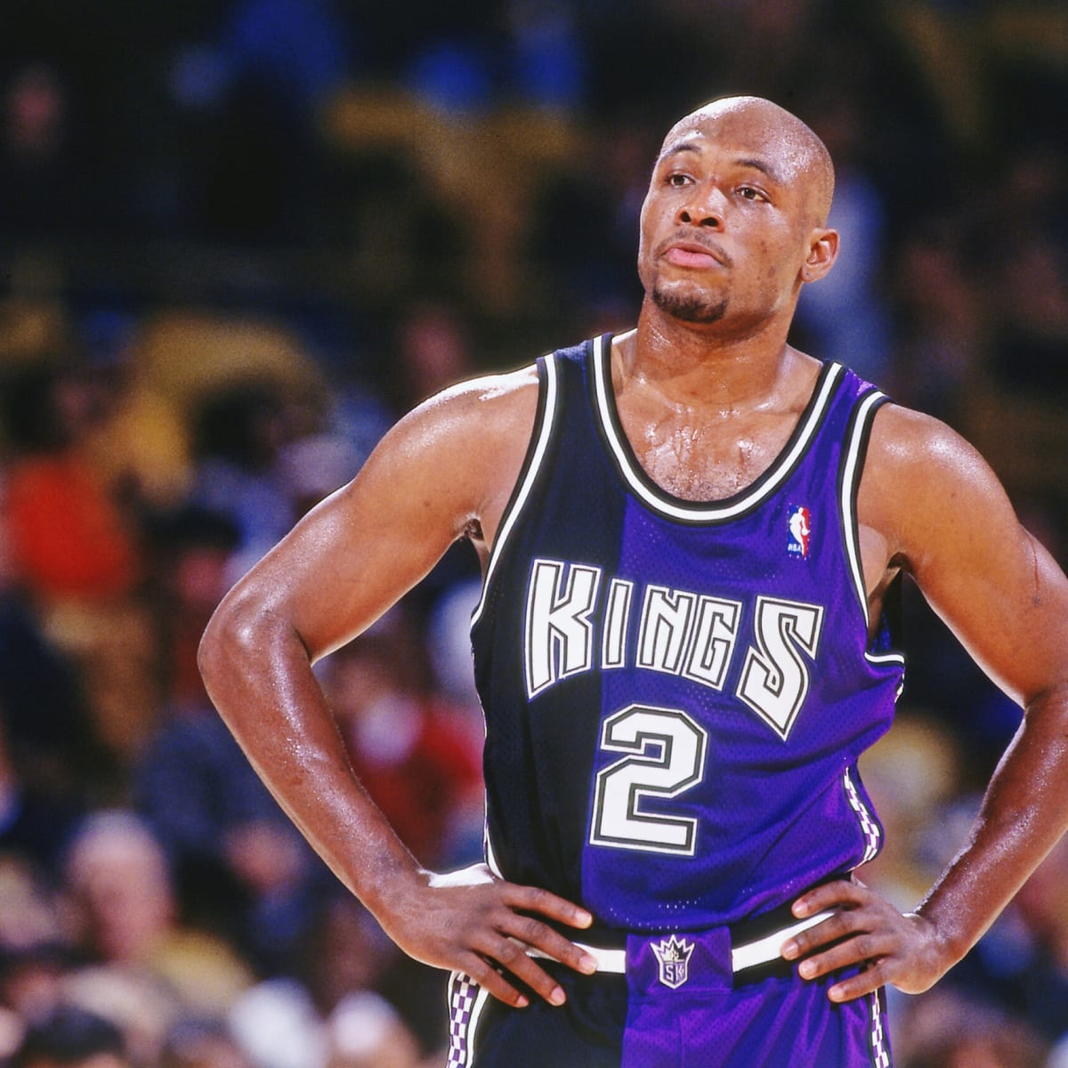 Mitch Richmond Didn't Comb His Hair For One Year Because He Was ...