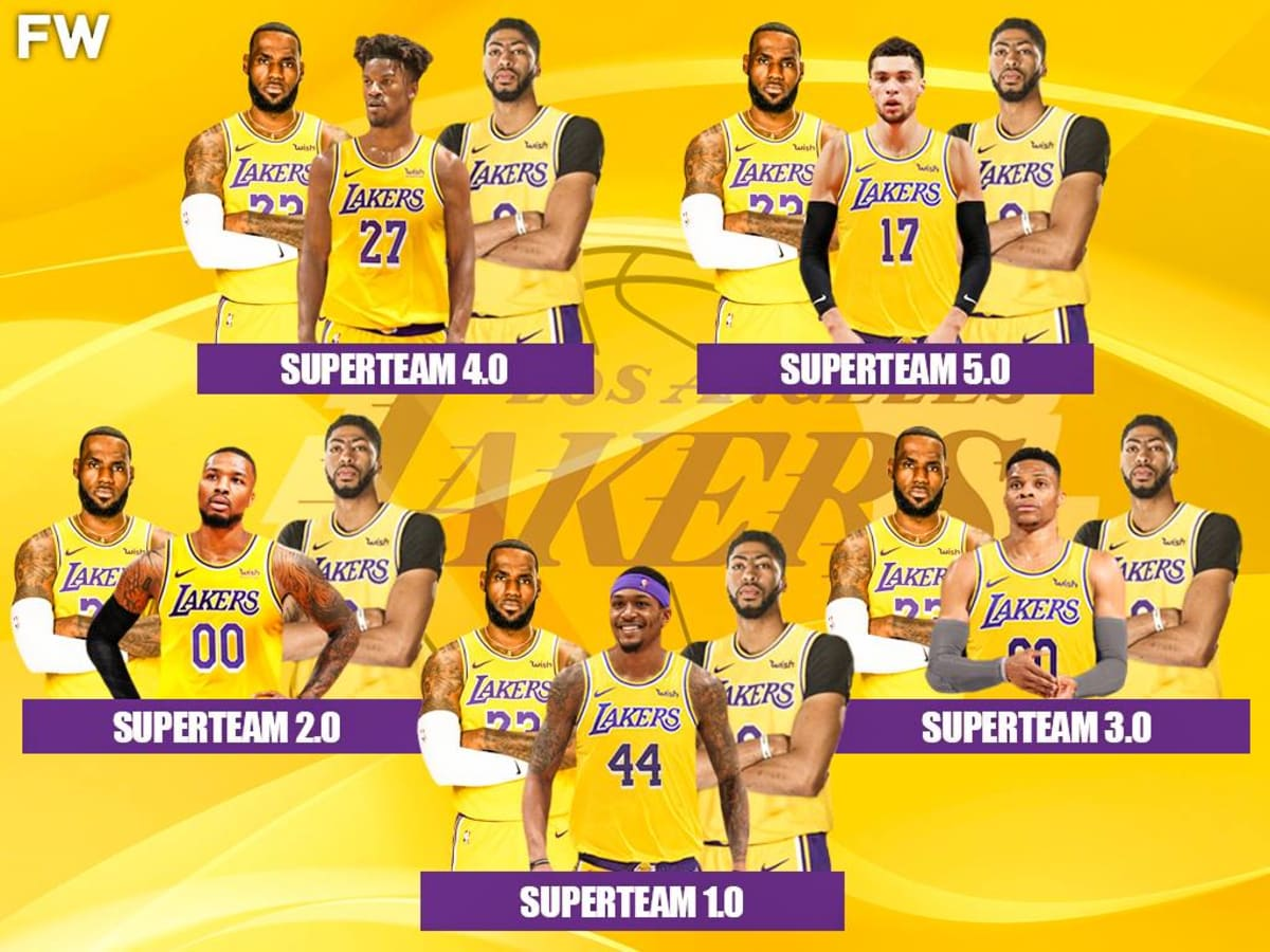 How The Los Angeles Lakers Can Create A Superteam 5 Perfect Targets Fadeaway World