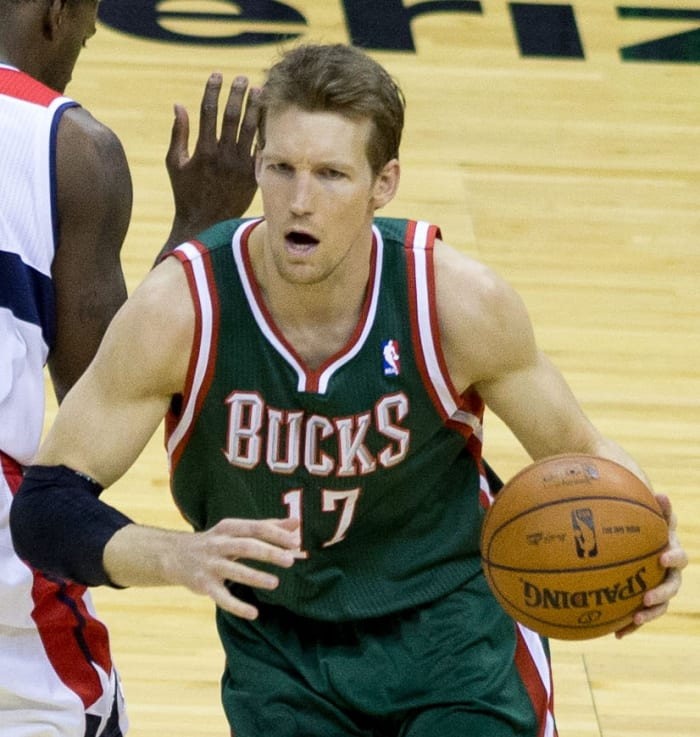 Milwaukee Bucks at Washington Wizards March 13, 2013