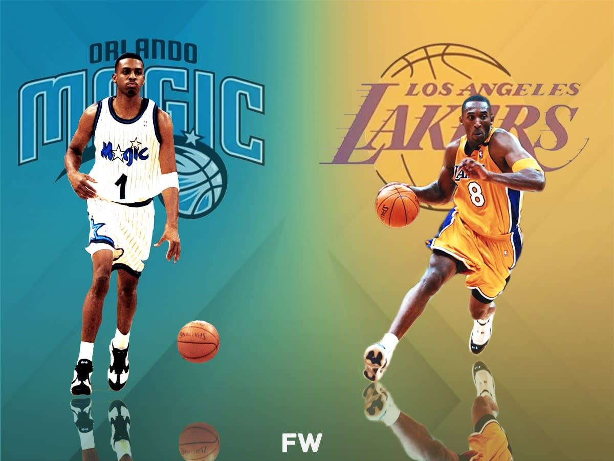 """Horace Grant Says He Would Pick Penny Hardaway Over Kobe Bryant Because He Wasn't A Ball Hogger: """"Kobe Would Say, 'Hey, Get It Off The Rebound'."""""""