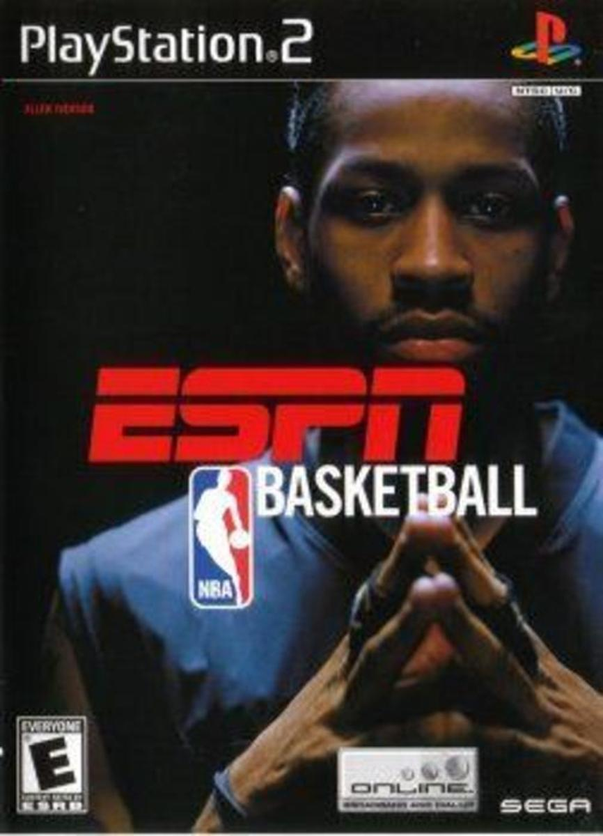 ESPN NBA BASKETBALL NBA 2K4