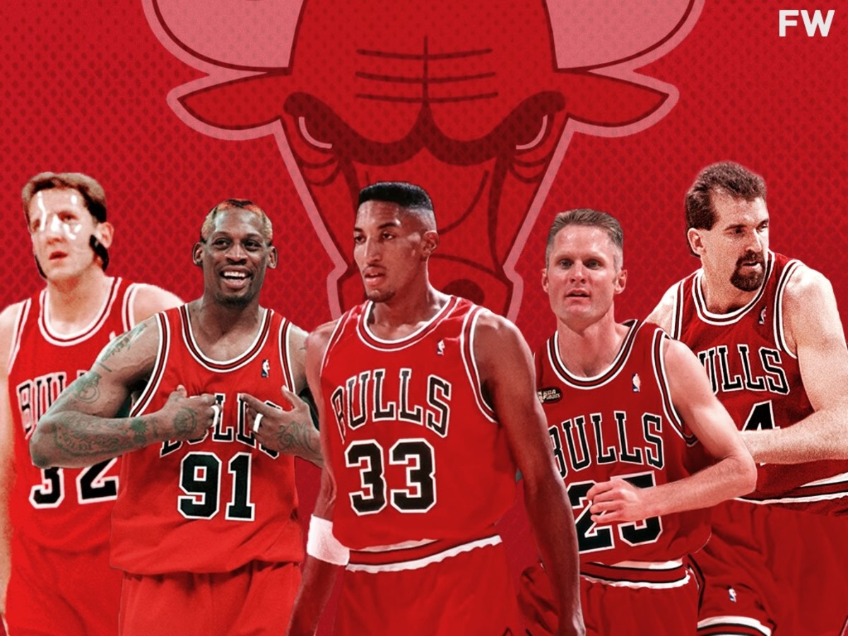 """What Michael Jordan's Teammates Thought Of Him: """"He Carried Me For Like 11 Seasons... He Was A Hell Of A Teammate."""""""