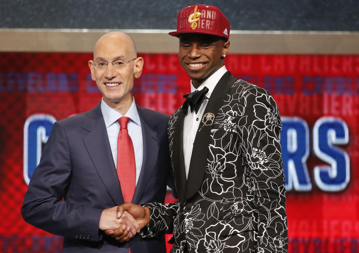 Andrew Wiggins - 2014 NBA Draft