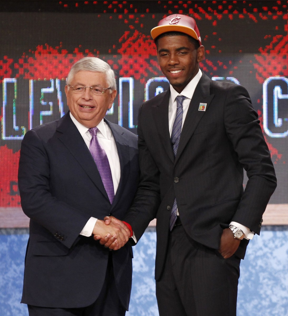 Kyrie Irving - 2011 NBA Draft