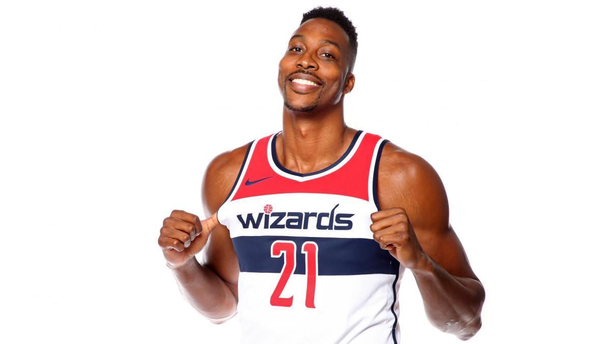 Dwight Howard Washington Wizards